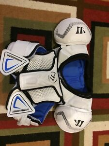 Warrior shoulder pads for lacrosse or hocjey
