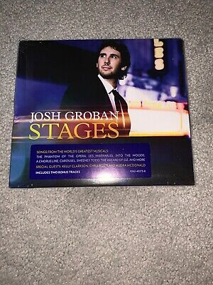 Josh Groban / Stages (Best Of) **NEW**