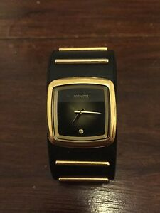 Nixon Men's 'The Duke' Stainless Steel and Leather Quartz Watch Paddington Brisbane North West Preview