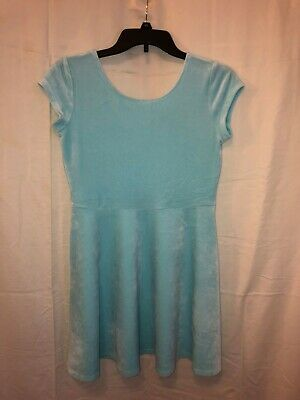 The Children's Place light blue dress. Very good condition XL - Well Dressed Kid