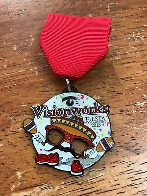 New 2015 Fiesta Medal Visionworks