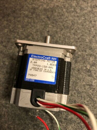 Electrocraft TPP23-150-001 Stepper motor