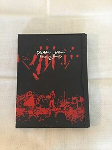 Pearl Jam Touring Band 2000 DVD