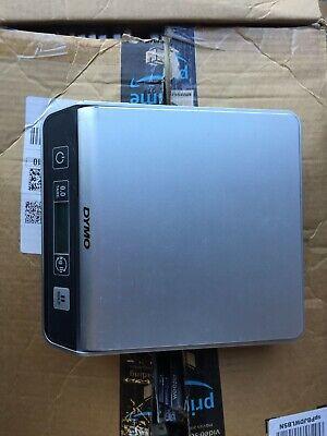 Dymo M25-us Digital Scale 25lb Usb Connect Pcmac Compatible
