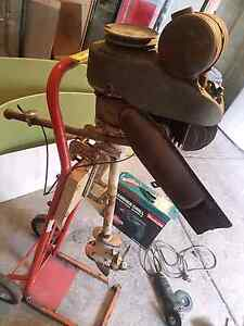 Victa outboard engine vintage collectable victa 18 Broadmeadows Hume Area Preview