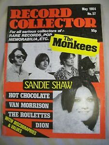 Record Collector Magazine. Issue no. 57. May 1984. The ...