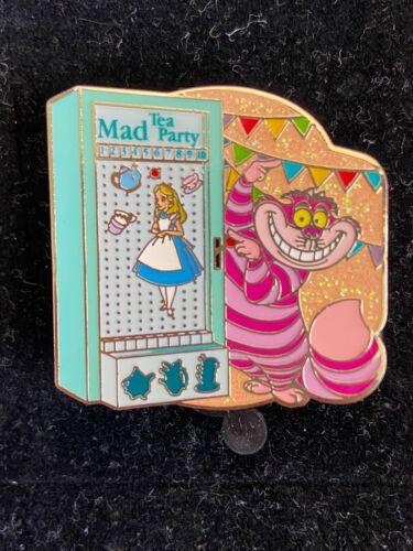 HTF!Disney HKDL 2018 Trading Carnival Alice Cheshire Cat LE 600 pin(Set Lot)
