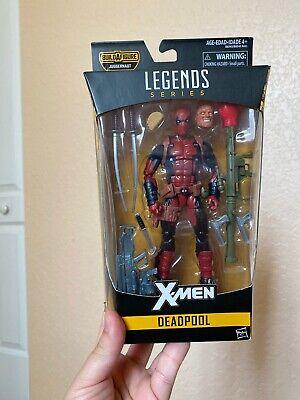 "DEADPOOL Marvel Legends Juggernaut Build-A-Figure Series 6"" Figure 2016 X-MEN"