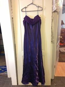 Grad dress, Formal Evening gown  size 16