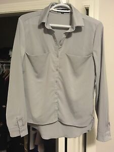 Light grey shirt, brand new, never worn