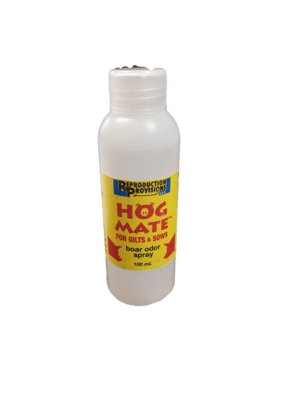 Hog Mate Gilt Sow Boar Odor Spray AI Breeding 100ml Heat Estrous Detection