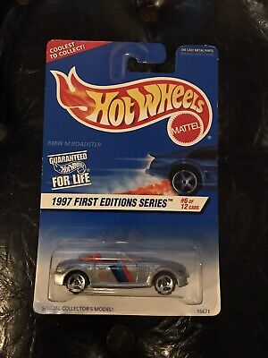 HOT WHEELS VHTF 1997 FIRST EDITIONS SERIES BMW M ROADSTER