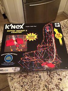 K'NEX Rippin Rocket 2 Coaster