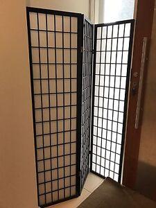 Black Room divider Cranbourne Casey Area Preview