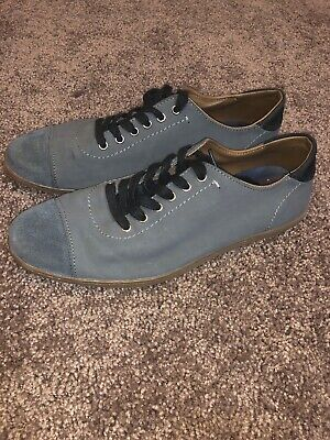 Zara Blue Casual Shoes Men, Size 8 US