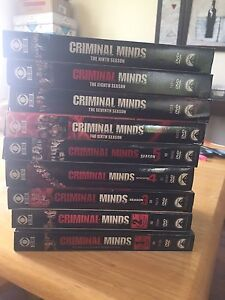 Criminal Minds Season 1 - 9