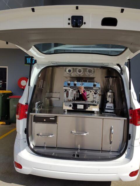 dd320dee12fd53 Brand New LDV G10 Coffee Van For Sale