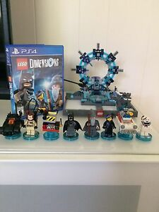 Lego Dimensions with Characters