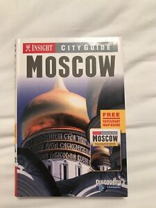 Travel Guide Moscow Russia with maps and pictures