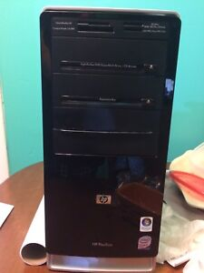 Selling HP quad core tower