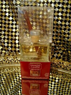 YANKEE CANDLE AUTUMN WREATH REED DIFFUSER RARE SCENT WHOPPING 35.4 ML BOTTLE