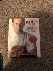Fearless chef cookbook