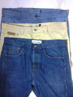 Topman Jeans x 3 Size: 34 Merrimac Gold Coast City Preview