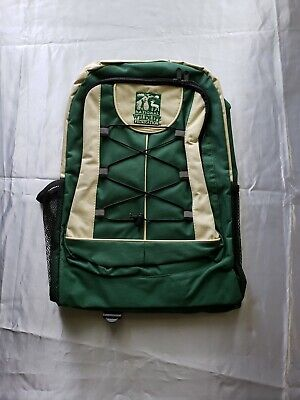 2c28404c8 GREEN NATIONAL WILDLIFE FEDERATION BACKPACK Brand New
