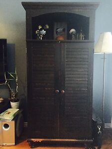 Meuble d'ordinateur/armoire rangement