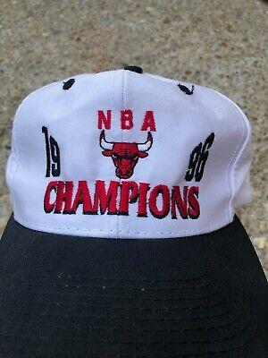 Never Worn! Vintage Chicago Bulls NBA Champions hat, Logo 7 snapback, licensed.