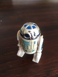 Good Condition R2-D2 Collector's Toy 1977 and Movie Book
