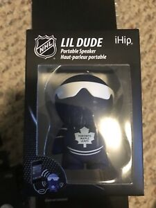 Montreal Canadians and Toronto Maple Leafs speaker lil dude