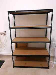 5 tier shelving unit Flinders Shellharbour Area Preview