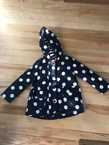 Rain jacket 2t