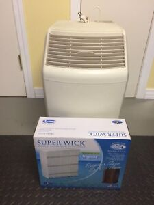 Portable room humidifier