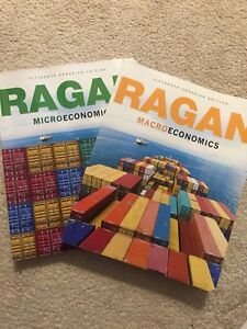 Macroeconomics ragan buy or sell books in ontario kijiji classifieds ragan microeconomics and macroeconomics textbooks 15th edition fandeluxe Gallery