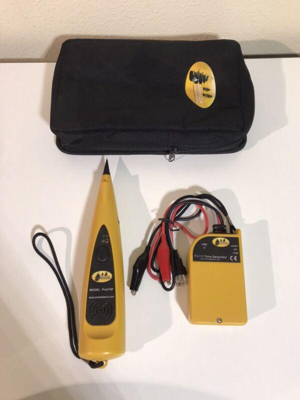 Armada Tech PRO210F Advanced Tone Probe and PRO110 Tone Generator
