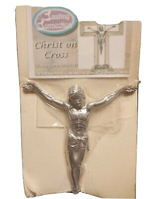 Stained Glass Cross Craft (Stained Glass Lead Casting - Christ on the)