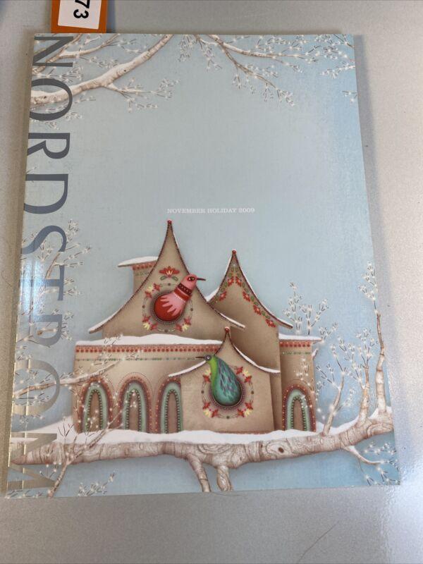 nordstrom catalog holiday  vintage nov ? 2009 xmas christmas 0573