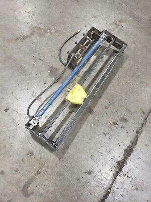 Dehnco Pack Bench Systems Portable Sheet Cutter Pneumatic 40 23sr