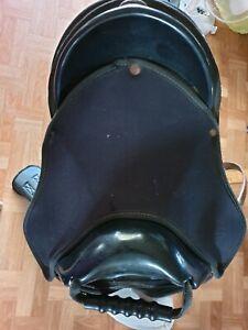Pony pad, saddle and girth for sale.