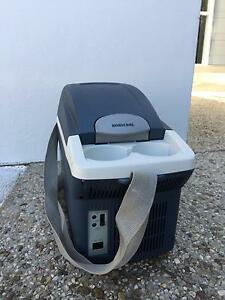 Small electric cooler box plugs in to your car Bundall Gold Coast City Preview