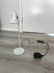 Desk Lamp white Bundall Gold Coast City Preview