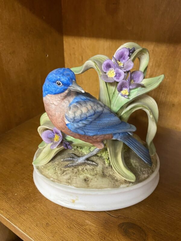 Blue Bird By Andrea