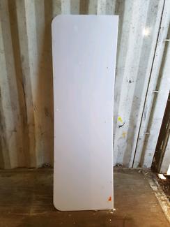 Plastic perspex screens 1640 x 530 x5mm