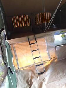 Trak Shak - Large 1998 Deluxe model - sleeps 8 Mont Albert Whitehorse Area Preview