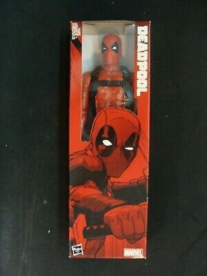 """Deadpool Marvel Hasbro 12"""" Action Figure E2933 for sale  Shipping to India"""