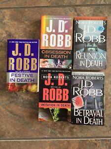 "JD Robb ""In Death"""