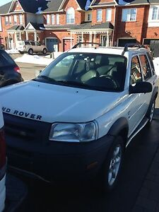 03 freelander for sale
