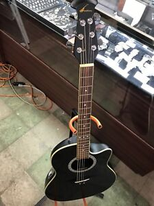 Ovation Acoustic Guitar (Made in USA)